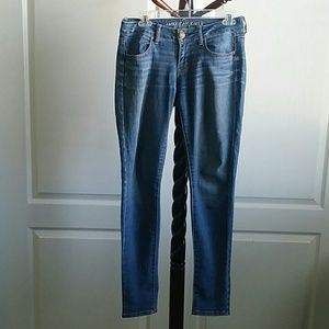 American Eagle Outfitters stretch  jeggings